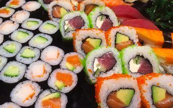 To nejlepší z Asie - 48 parádních kousků sushi
