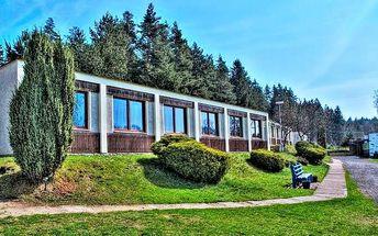 3 až 7denní pobyt pro 1–2 osoby nebo rodinu ve Wellness relax areálu Hnačov na Klatovsku