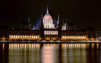 Budapešť pro DVA s bazénem a fitness neomezeně + dítě do 9,9 let zdarma