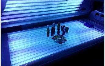 Přenosná permanentka do solária na 100min