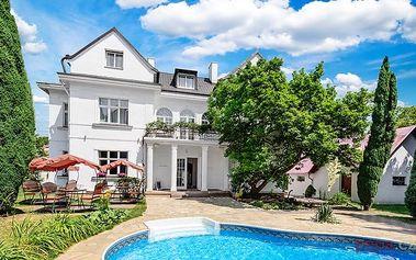 2–4denní pobyt se snídaněmi či polopenzí v hotelu Marie-Luisa v Praze pro 2 osoby