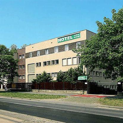 Hotel Bohemians levné ubytování v Praze + snídaně
