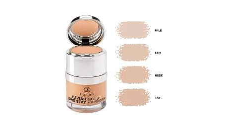 Dermacol Caviar Long Stay make-up & Corrector 01 pale 30 ml