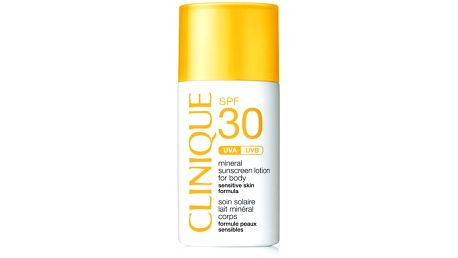 Clinique Mineral Sunscreen Fluid for Face SPF 30 - ochranný sluneční krém