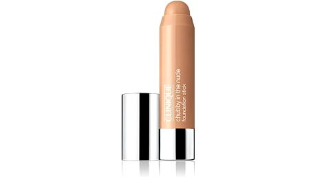 Clinique Chubby in the Nude Foundation Stick - Make-up v tyčince Bountiful Beige