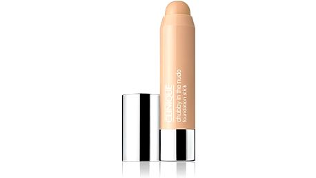 Clinique Chubby in the Nude Foundation Stick - Make-up v tyčince Capacious Chamois
