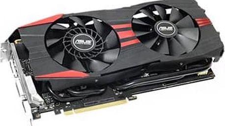 ASUS GTX960-DC2-2GD5-BLACK - grafická karta; 90YV0801-M0NA00