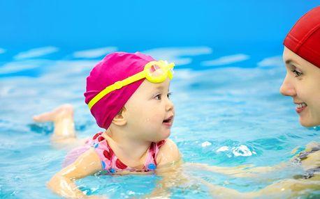 Plavání kojenců a batolat