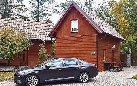 Pronájem vybavené chaty v Jeseníkách u sjezdovek