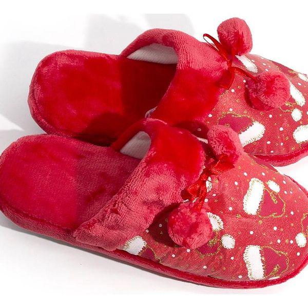 Modern World Dámské papuče Vánoce