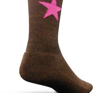 Ponožky chránící před otlaky Pink Star, vel. L/XL