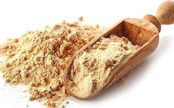 Prášek z kořene Maca - zdroj vitaminů a minerálů
