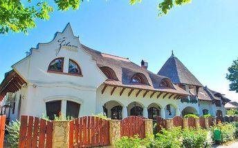 Jižní Slovensko se stravou - na léto
