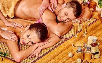 2hodinový wellness balíček v salonu Merelin