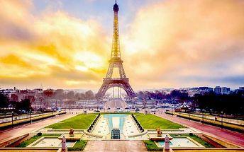 Kouzelná Paříž - 4denní zájezd pro 1 osobu