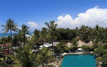 Bali - na 8 až 10 dní, snídaně s dopravou letecky z Prahy
