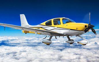 Na křídlech luxusu: Pilotem letounu Cirrus