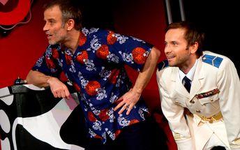 """Divadelní představení """"Penzion Ponorka"""""""