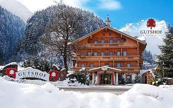 Rakouské Alpy s polopenzí a bazénem