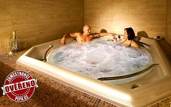 3–5denní nabitý wellness pobyt s polopenzí pro 2 v Karlových Varech v hotelu Millenium****