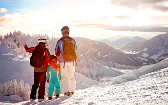 Nabitý lyžařský balíček a relax v Jizerkách