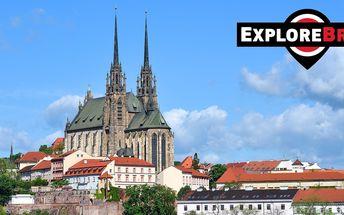 Objevte Brno - outdoorová hra pro děti i dospělé