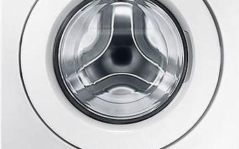Pračka s předním plněním Samsung WF 60F4EFW2W