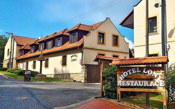Pobyt pro DVA na statku nedaleko Prahy se snídaněmi, masáží a tříchodovou večeří