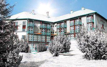 3–6denní pobyt s polopenzí a fitness v hotelu Swing*** na Šumavě pro 2