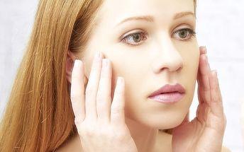 Diamantová mikrodermabraze - Kosmetické ošetření 3v1 v salonu Luční kosmetika.