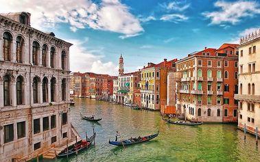Pobyt v Itálii na předměstí Benátek pro DVA se snídaněmi + dítě do 6 let zdarma