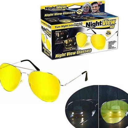 Brýle s nočním viděním za super cenu