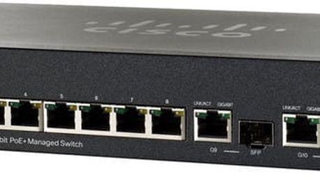 Cisco SG300-10PP - SG300-10PP-K9-EU