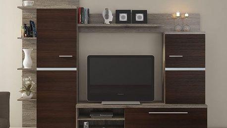 Intro obývací stěna