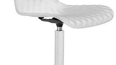 Židle Crow Metal, bílé