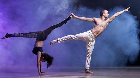 Lekce Fit Modern Dance pro dospělé