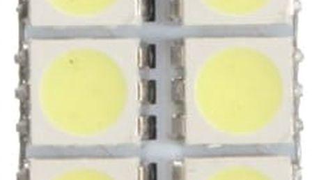 LED žárovka do interiéru vozidla