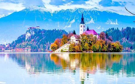 4denní zájezd za krásami Slovinska!