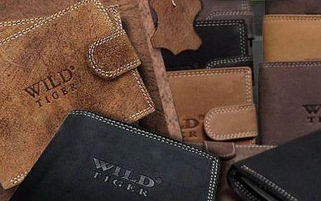 Elegantní pánská peněženka WILD