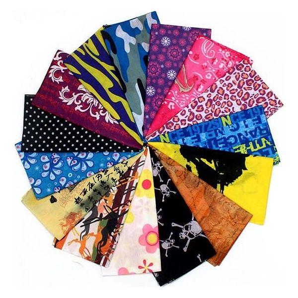 Multifunkční šátek - více variant