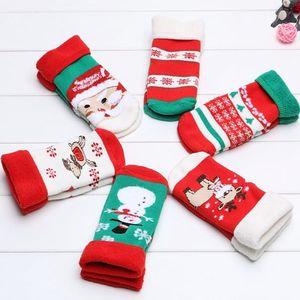 Dětské ponožky - vánoční