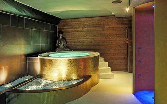 Víkend v hotelu Golden Fish**** v Plzni pro DVA s wellness a polopenzí + děti zdarma