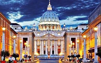 6-denní zájezd. To NEJ z Itálie - Řím, Ostia, Florencie, Verona a Benátky s koupáním