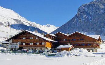 Zimní italské Alpy pro DVA s neomezeným wellness, polopenzí a túrou na sněžnicích