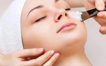 Hodinové kosmetické ošetření pleti s arganovým olejem a 10ti zkrášlujícími kroky v Salonu Sen.
