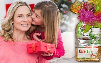 Dárkové balíčky se zdravými produkty Bio-detox