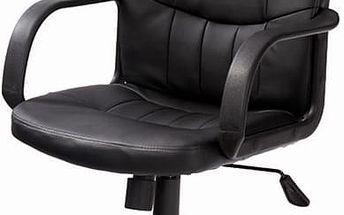 Kancelářská židle DENZEL, černá