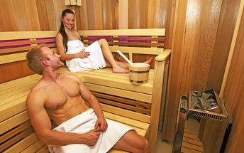 Relax na Vysočině pro DVA s neomezeným wellness, masáží a polopenzí v novém penzionu