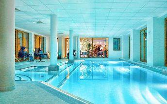3–5denní pobyt pro 2 s wellness a polopenzí v Jeseníkách v hotelu Imperial****
