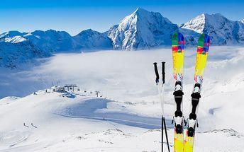 Relax a lyžování v Dolomitech pro DVA s polopenzí a běžkařským skipasem